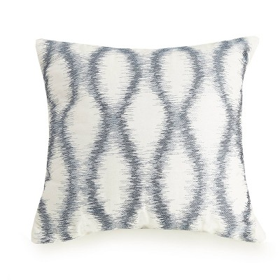 Decorative Throw Pillow Blue - Ayesha Curry