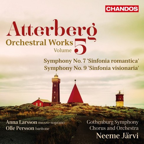 Neeme jarvi - Atterberg:Orchestral works vol 5 (CD) - image 1 of 1
