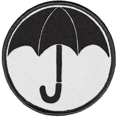 Dark Horse Comics Umbrella Academy Umbrella Logo 2.5 Inch Fabric Patch