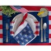 Stars & Stripes Tablecloth - Design Imports - image 3 of 4