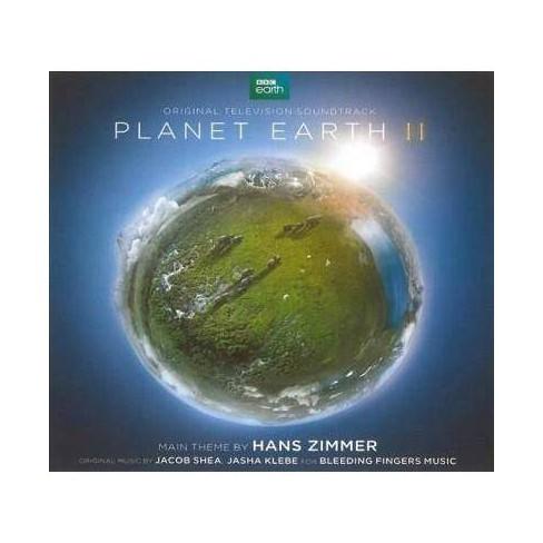 Hans Jacob SheaZimmer - Planet Earth Ii (original Television Soundtrack)planet Earth Ii (Ost) (CD) - image 1 of 1