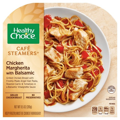Healthy Choice Café Steamers Frozen Chicken Margherita - 10oz - image 1 of 1