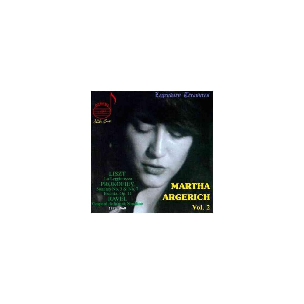 Martha Argerich - Martha Argerich:Vol 2 (CD)