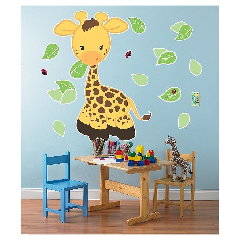 Giraffe Wall Decal - image 1 of 1