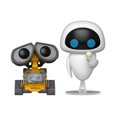Funko POP! Disney: Wall-E - Cooler Walll-E & Bulb Eva 2pk