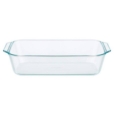 "Pyrex 7""X11"" Deep Glass Bakeware"