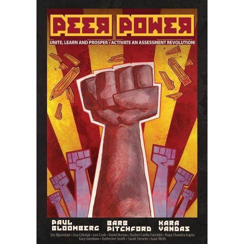 Peer Power - by  Paul Bloomberg & Barb Pitchford & Kara Vandas (Paperback) - image 1 of 1
