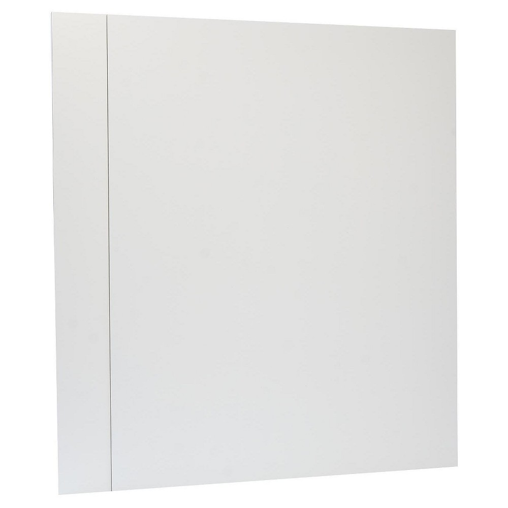 """Image of """"Ampersand The Artist Panel Primed Smooth Flat Profile 16""""""""x20"""""""" - 2pk, White"""""""
