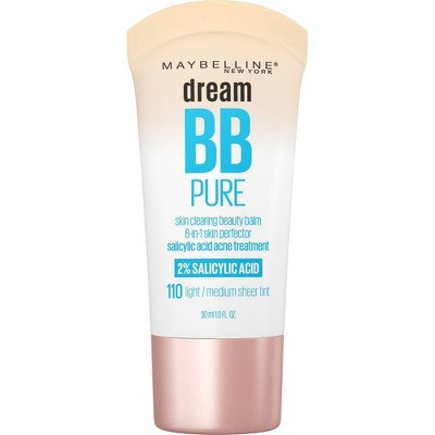 Maybelline Dream Pure BB Cream - 1 fl oz