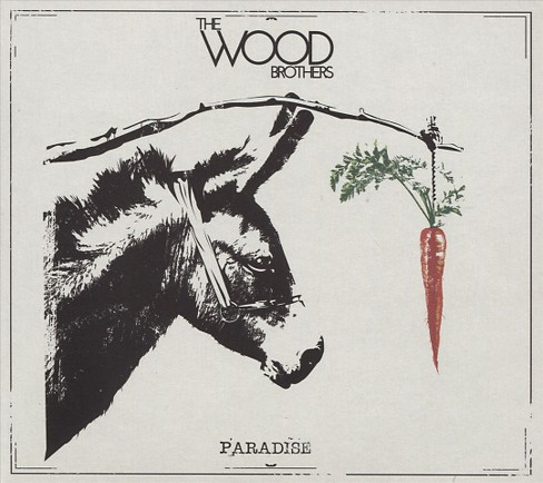 Wood brothers - Paradise (CD) - image 1 of 1