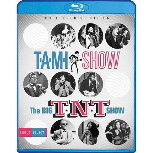 T.A.M.I. Show / The Big TNT Show (Blu-ray) - image 1 of 1