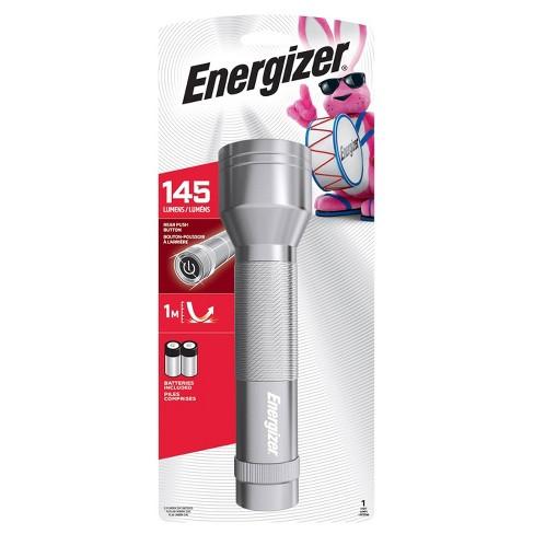 Energizer LED Metal Flashlight - image 1 of 2