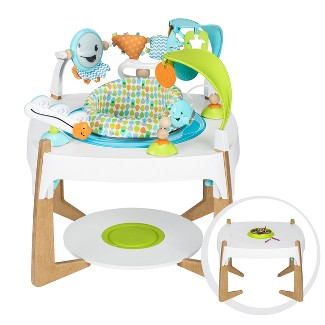 Evenflo ExerSaucer 2-in-1 Activity Center and Table