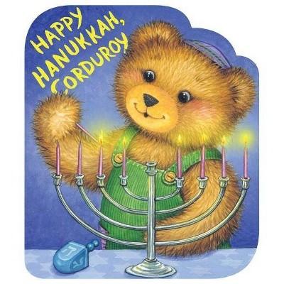 Happy Hanukkah, Corduroy by Don Freeman (Board Book)