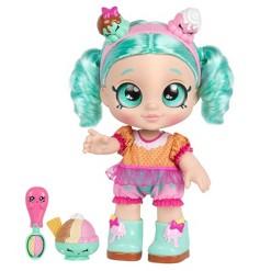 Kindi Kids Snack Time Friends Doll - Peppa-Mint