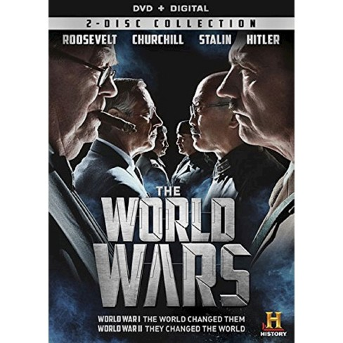 The World Wars (dvd_video) - image 1 of 1