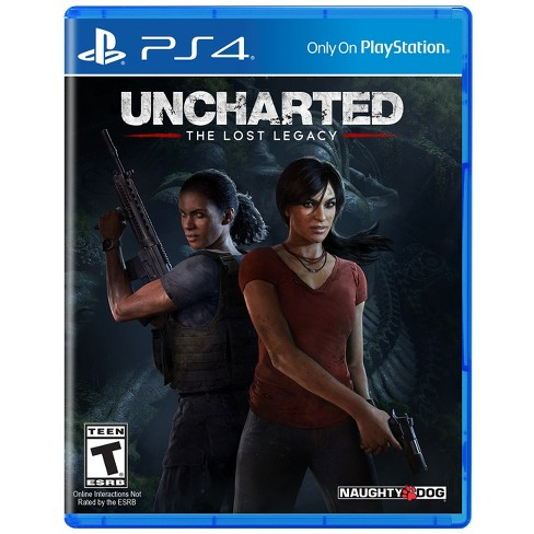 UNCHARTED: The Lost Legacy PlayStation 4 - image 1 of 12
