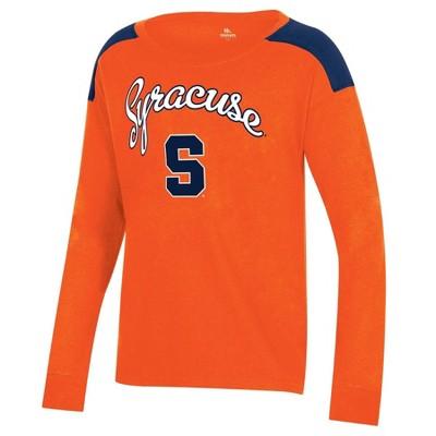 NCAA Syracuse Orange Girls' Long Sleeve T-Shirt