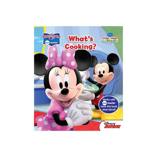 Disney Mickey Mouse Clubhouse Electronic Me Reader Story Reader and 8-book Boxed Set image number null