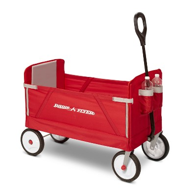 Radio Flyer® 3-in-1 EZ Fold Wagon