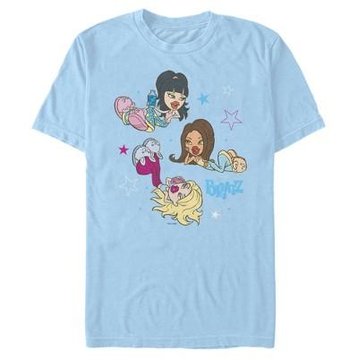 Men's Bratz Cozy Slumber Party T-Shirt