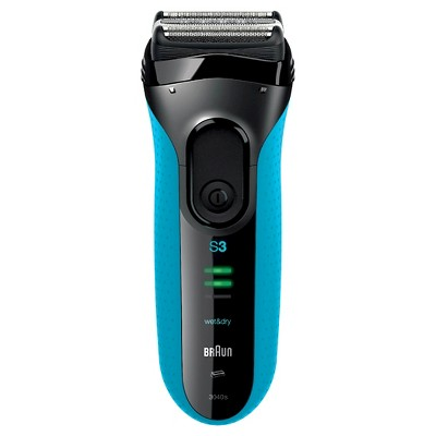 Braun Series 3 ProSkin 3040s Men's Rechargeable Wet & Dry Electric Shaver
