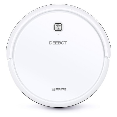 Ecovacs DEEBOT N79W Multi-Surface Robotic Vacuum Cleaner with App Control