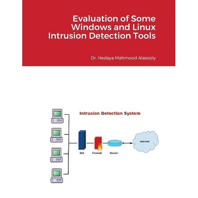 Evaluation of Some Windows and Linux Intrusion Detection Tools - by  Hedaya Mahmood Alasooly (Paperback)