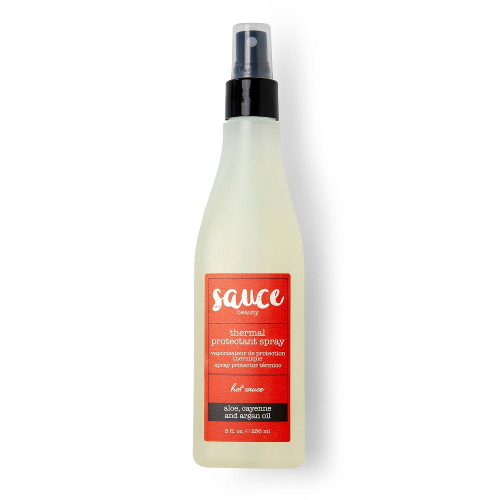 Image of Sauce Beauty Hot Sauce Thermal Protectant Spray - 8 fl oz