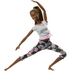 Barbie Made To Move Yoga Nikki Doll