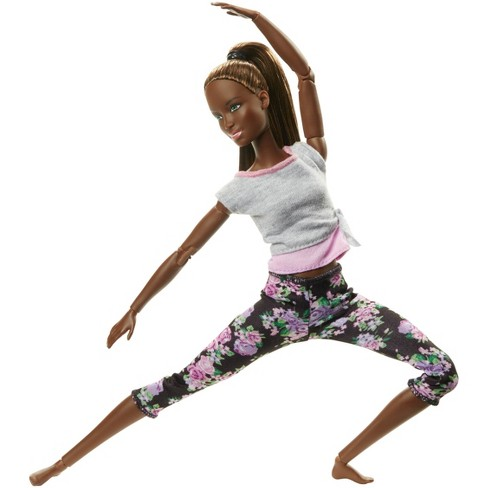 Barbie Made To Move Yoga Nikki Doll - image 1 of 4