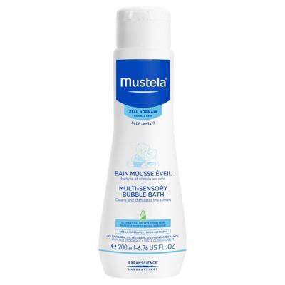Mustela Multi-Sensory Bubble Bath - 6.76 oz.