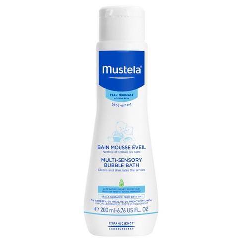 Mustela Multi-Sensory Bubble Bath - 6.76 oz. - image 1 of 1