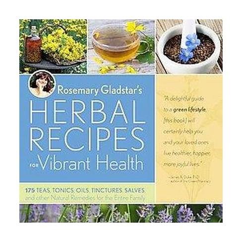 herbal recipes for vibrant health pdf