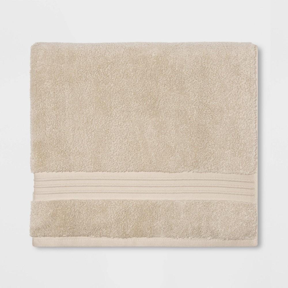 Spa Bath Towel Light Taupe - Threshold Signature Top