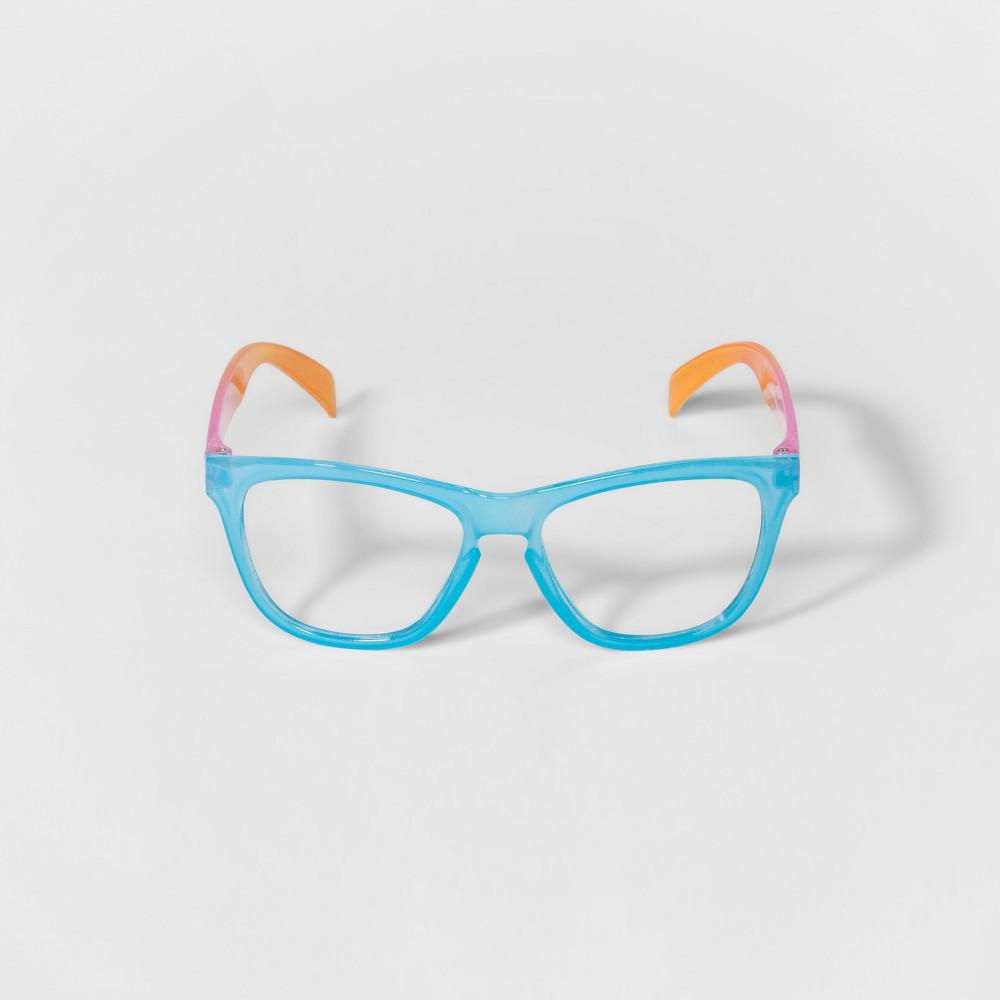 Girls' Glasses - Cat & Jack Colorblock, Multi-Colored