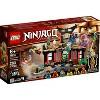LEGO NINJAGO Legacy Tournament of Elements; Temple Building Set Featuring Ninja Minifigures 71735 - image 4 of 4