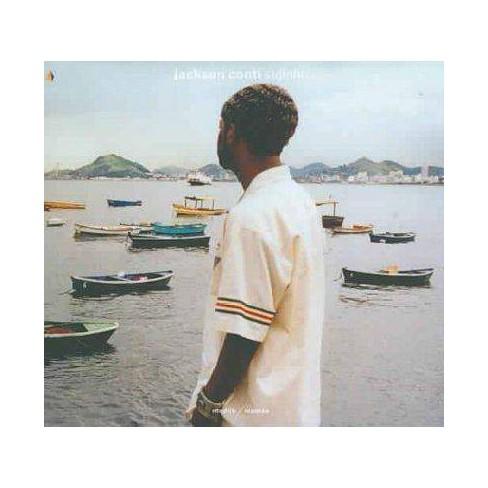 Jackson Conti - Sujinho (CD) - image 1 of 1