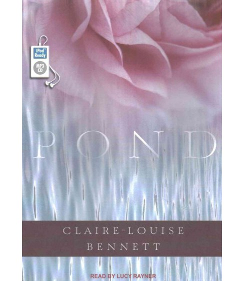 Pond (MP3-CD) (Claire-louise Bennett) - image 1 of 1