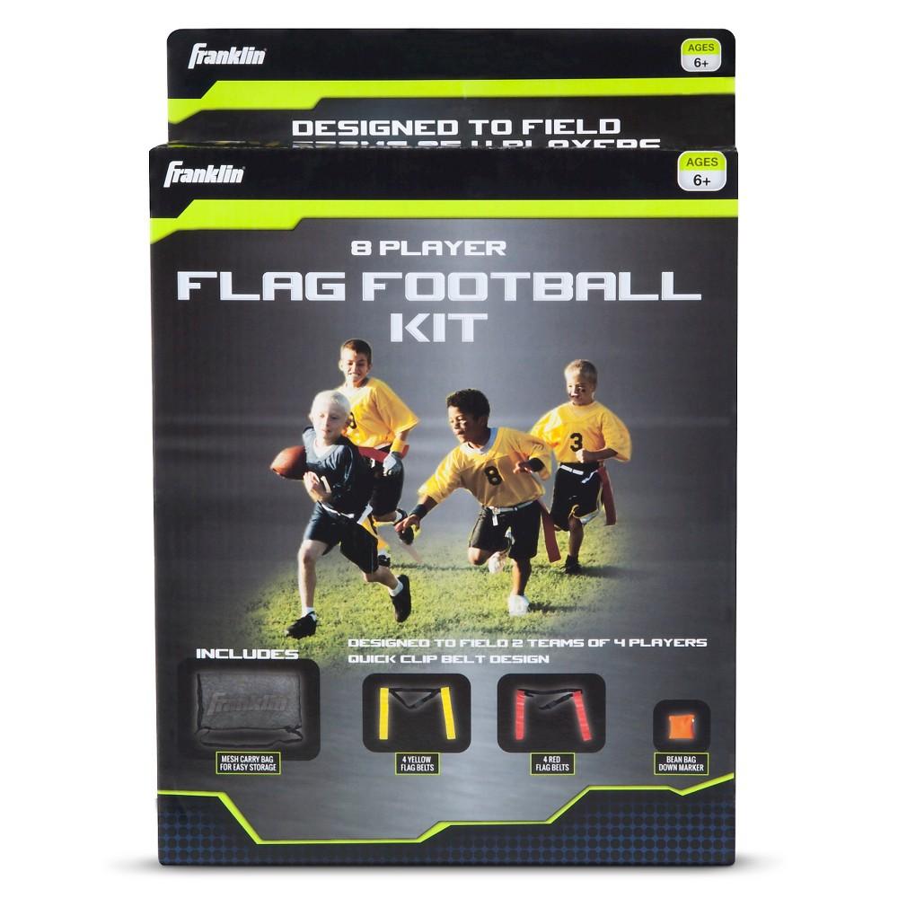 Franklin Sports 8 Player Flag Football Set