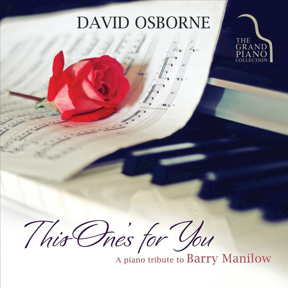 David Osborne - This One's For You:Piano Tribute Trib (CD)