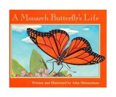 Monarch Butterfly's Life (Paperback) (John Himmelman) - image 1 of 1