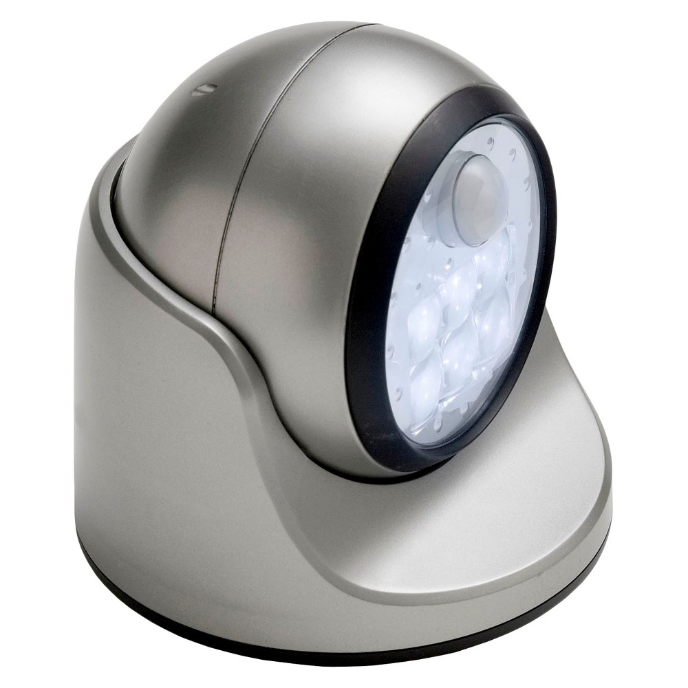 Image of LED Light It! Wireless Porch LED Light - Silver