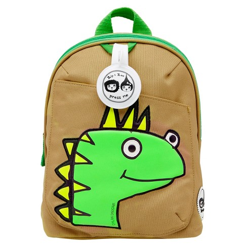 f8c3d8a4a6 Zip   Zoe Mini Kids  Backpack   Safety Harness - Dylan Dino Face   Target