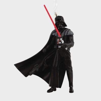 Hallmark Star Wars Darth Vader with Light Saber Christmas Tree Ornament