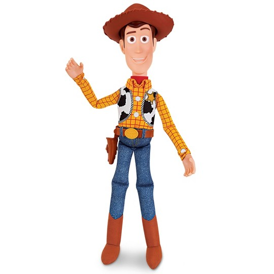 Disney Pixar Toy Story 4 Woody Talking Action Figure image number null