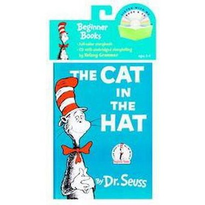 Cat In The Hat (Paperback)(Dr. Seuss)