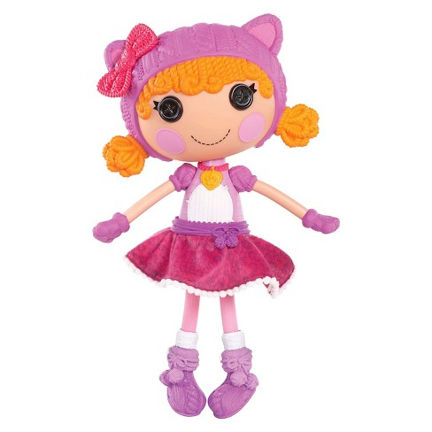 Lalaloopsy Large Doll - Fluffy Pouncy Paws - image 1 of 3