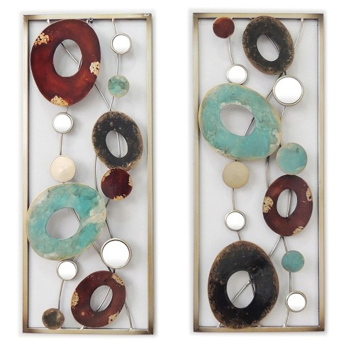 Wall Decor Circles  - Home Source - image 1 of 1