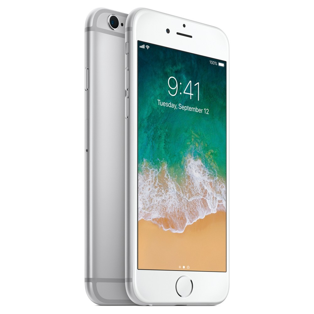iPhone 6S - with 2 year contract, Silver